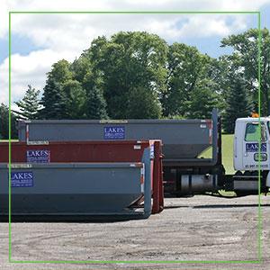 Dumpster Rental Lakes Disposal Services Inc
